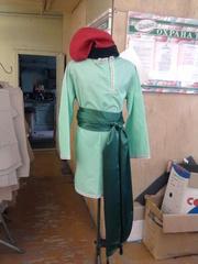 Услуги по пошивуформенной одежды для различных структур