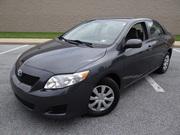 .Toyota Corolla Темно-серый цвет,  модель 2010 ..prerfect состояние