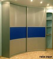 раздвижные двери для шкаф-купе и перегородок