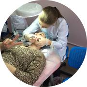 Профессиональный мастер татуажа губ,  бровей,  век и ресниц!