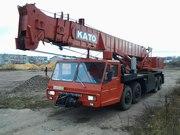 Взять в аренду автокран Казань 50 тонн КАТО