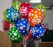 Гелиевые шарики с круглосуточной доставкой по Казани