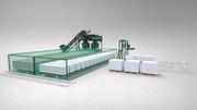 Oбоpудование для производства газобетона,  пенобетона НСИБ