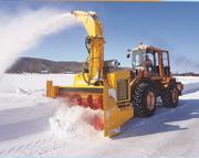 Снегоочиститель шнекороторный дэм133