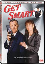 Продам старый комедийный сериал Get Smart(Напряги извилины) на DVD (10
