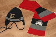 Продаётся шапка и шарф