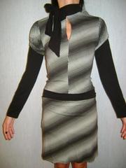 Продам платье трикотажное